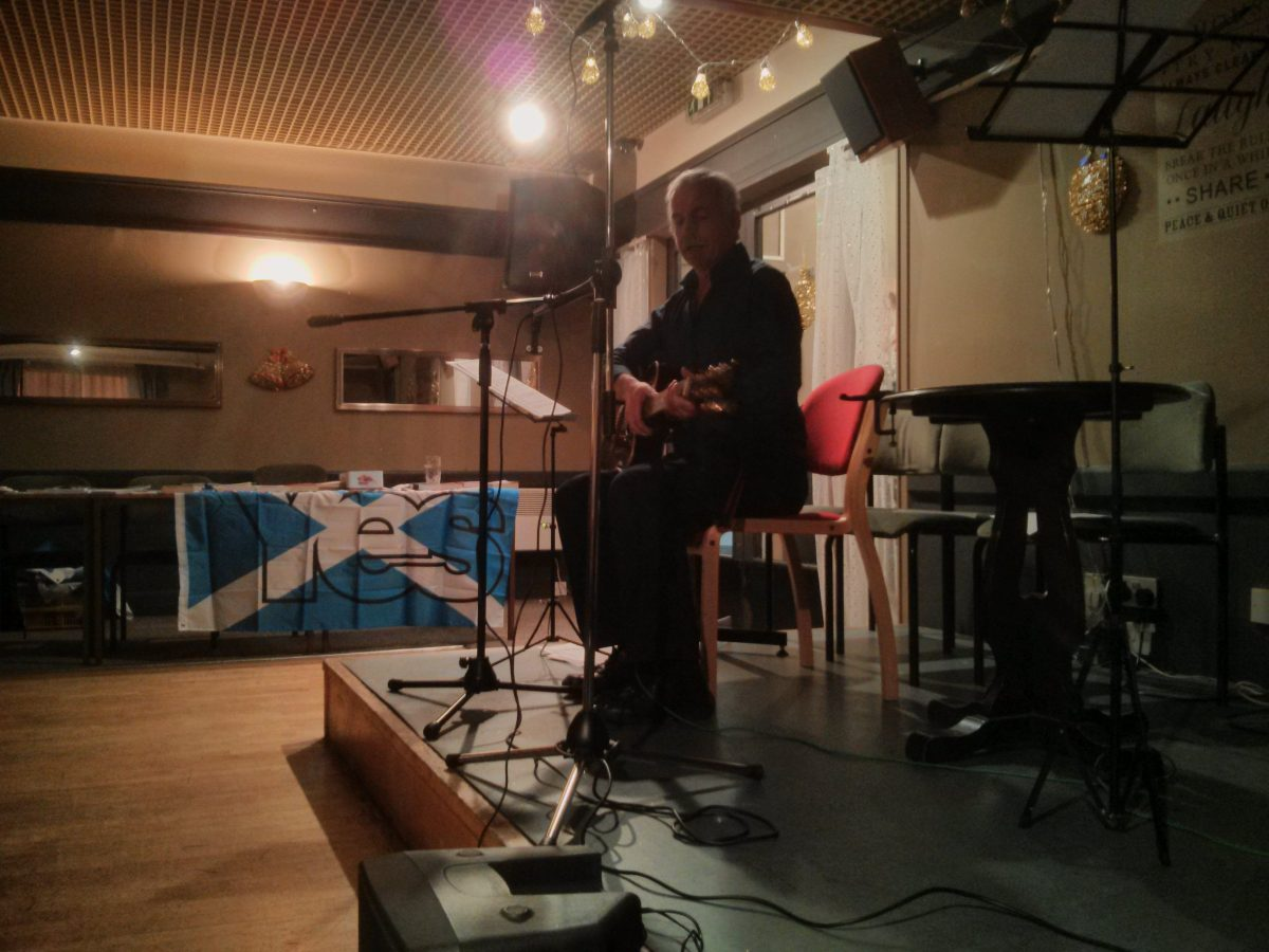 A national anthem for Scotland – Bob Murray gets us all thinking