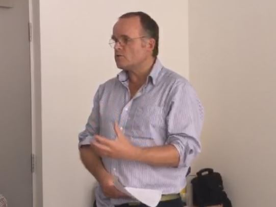 December 2016 meeting: Andy Wightman on Land, Democracy and the Economy