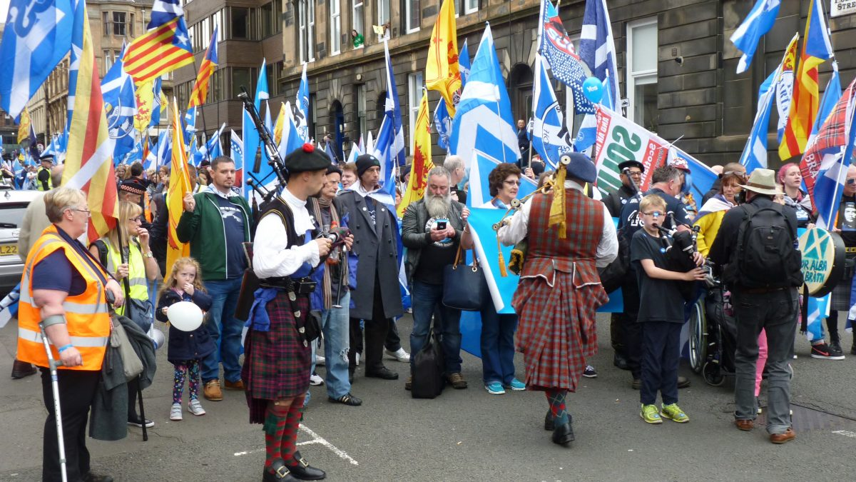Glasgow Hope over Fear 2017